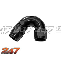 150° ONE PIECE FULL FLOW CUTTER HOSE END